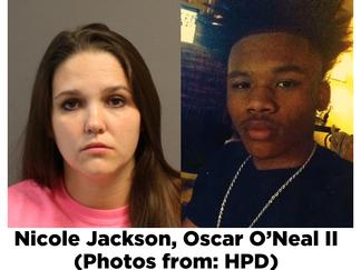 HPD searching for missing teen, former teacher