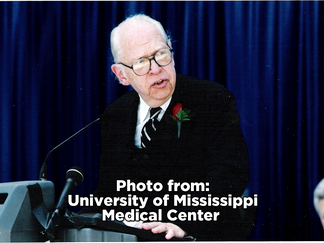 Blair E. Batson, first UMMC pediatrics chair, dies