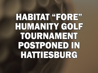 Local Habitat for Humanity chapter postpones Friday's golf tournament
