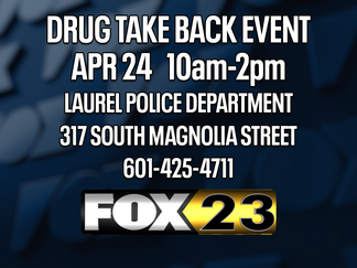 LPD, DEA prepare for drug take back event