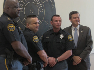 Hattiesburg Police Department reaches 107 Officers