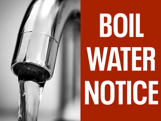 Glendale Utility District issues boil water notice