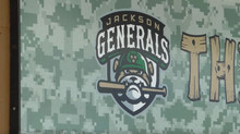 Jackson Generals were sent a notice to vacate The Ballpark in Jackson