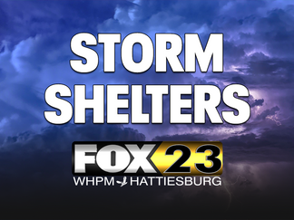 Officials open storm shelters, safe rooms