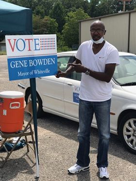 A west Tennessee town elects their first African American mayor