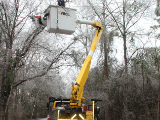Pearl River Valley EPA working to restore power