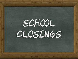 School closings for August 31 due to Ida