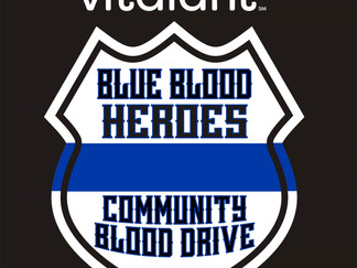 Vitalant, Forrest Co. Sheriff's Dept. team up for blood drive in August
