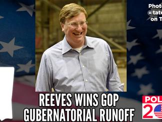 Politics 2019: Reeves defeats Waller in runoff
