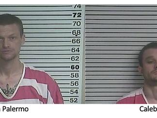 Forrest Co. men arrested for growing marijuana