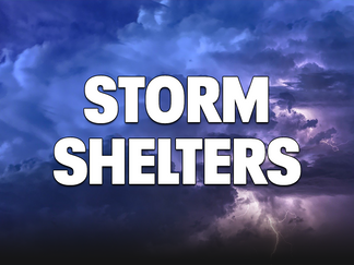Red Cross, officials open storm shelters