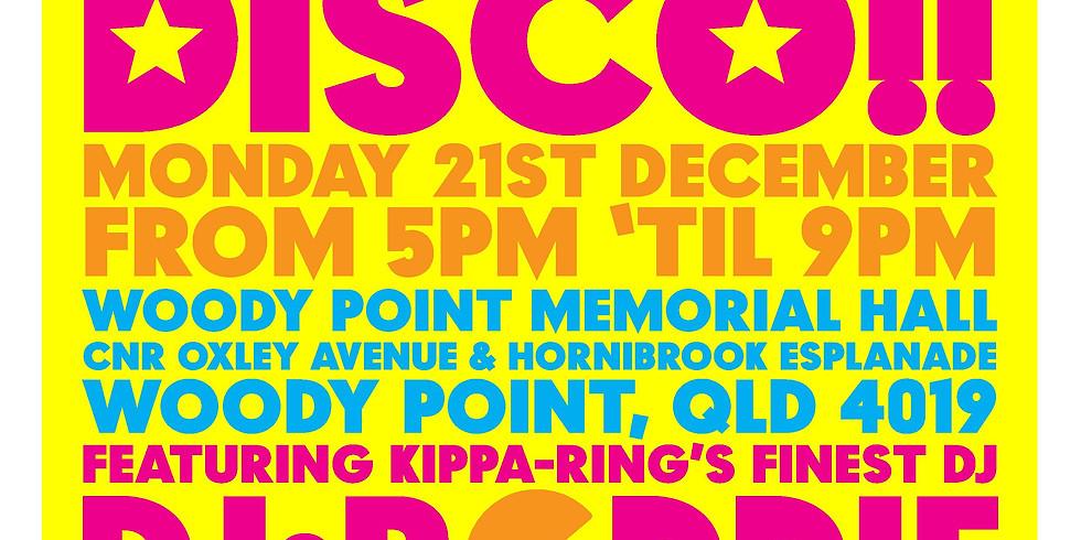 Breakaway Christmas Rock Disco!