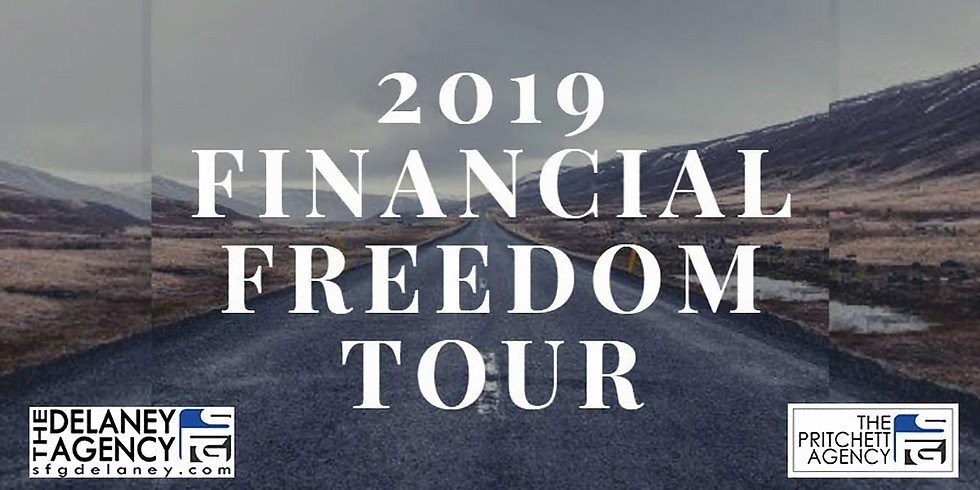 Financial Freedom Tour- Indianapolis, IN