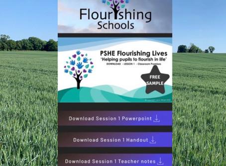 Flourishing Lives-Wellbeing Newsletter 1 June 2020
