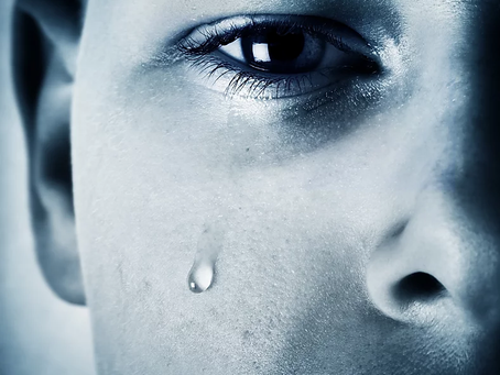 When Your Tears Do All The Talking