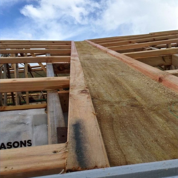 Roof Framing Valley