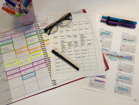 3 Steps to Plan Your Homeschool Schedule