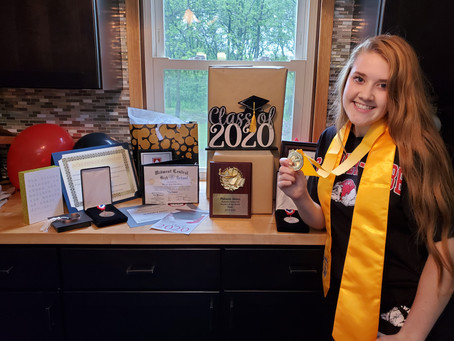 How Earning The Congressional Award Gold Medal helped our Daughter Earn $1,200,000 in Scholarships