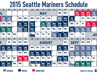 GO Seattle Mariners! Watch the game with us