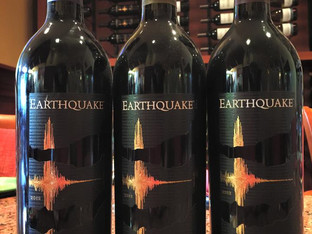 Wine we love wine! Earthquake Special