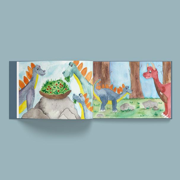 rino der kleine dino
