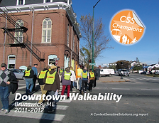 CSS Champions Downtown Walkability Repor