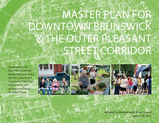 Master Plan on Downtown Brunswick and Ou