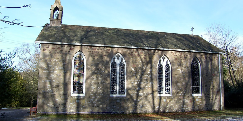 Balmerino - Sunday Morning Worship with Live and recorded webstream