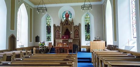 Balmerino Parish Church - inside.webp