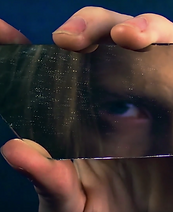 Living Video Eyes in Glass Screen Shot.p