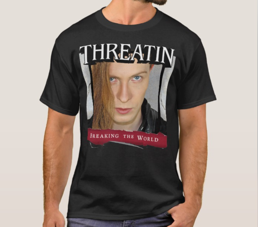 Breaking the World shirt