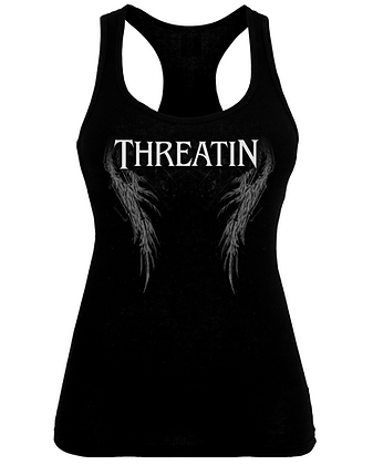 Torn Wing Design Women's Tank Top