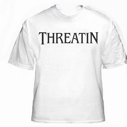 ClassicThreatin  Logo Shirt (White)