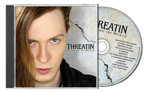 """Breaking the World"" CD"
