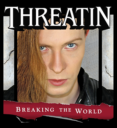 """Breaking the World"" Poster"