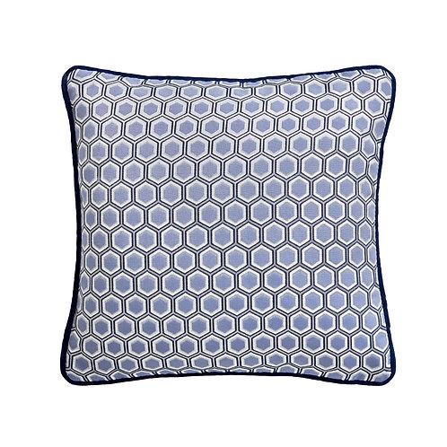 Hexagon Square Cushion