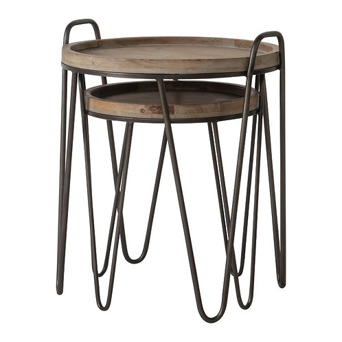 Newfield Nest of 2 Tables