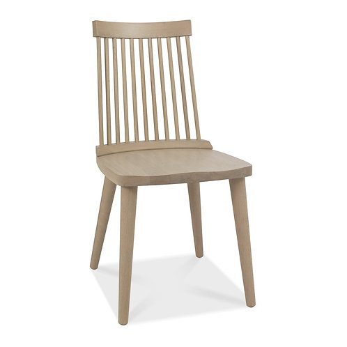 Spindle Chair - Scandi Oak (Pair)