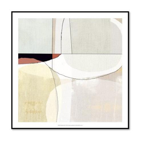 Beholder III - Framed & Mounted