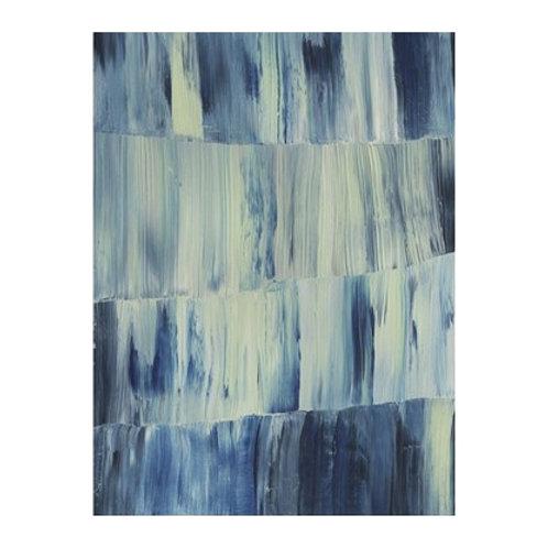 Aurora Blues II - Canvas Art