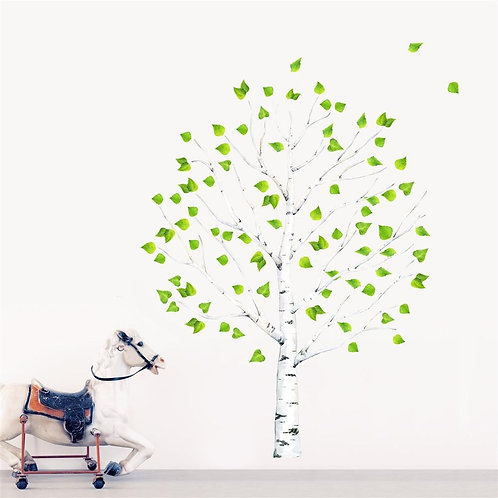 Birch Tree - Kids Wall Stickers