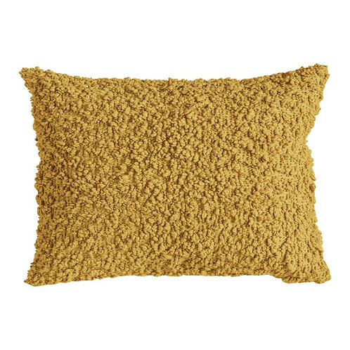 Loop Cushion Ochre
