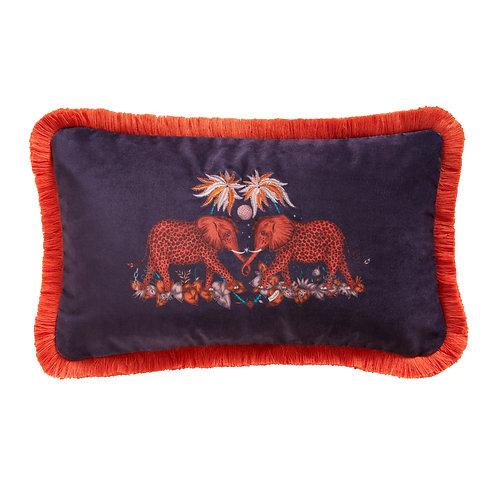 Zambezi Wine Boudoir Cushion