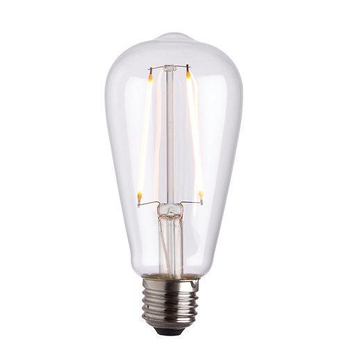 Hue Lamp - Clear Pear