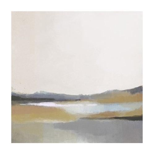 Grey Dunes II - Canvas Art