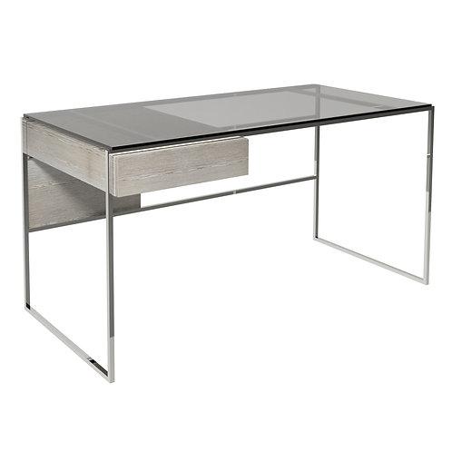 Federico Desk in Polished Frame