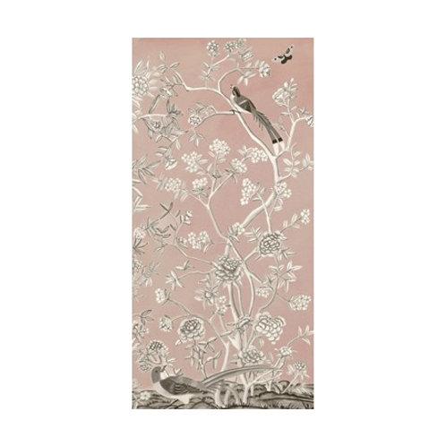 Blush Chinoiserie I - Canvas Art