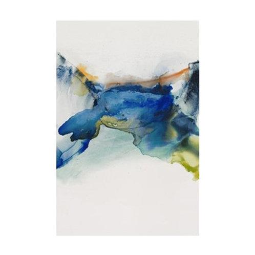 Abstract Terrain II - Canvas Art