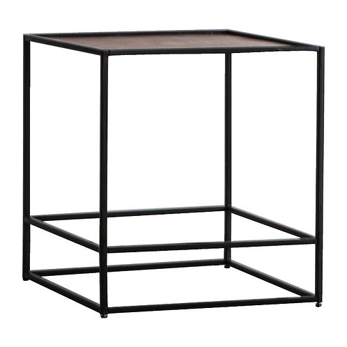 Berwick Side Table - Antique Copper