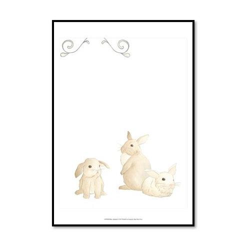 Baby Animals I - Framed & Mounted Art